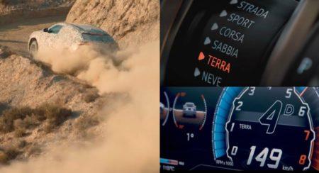 Lamborghini Urus Terra mode (4)