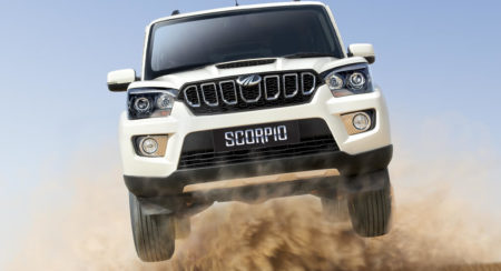 Mahindra All Powerful Scorpio (1)