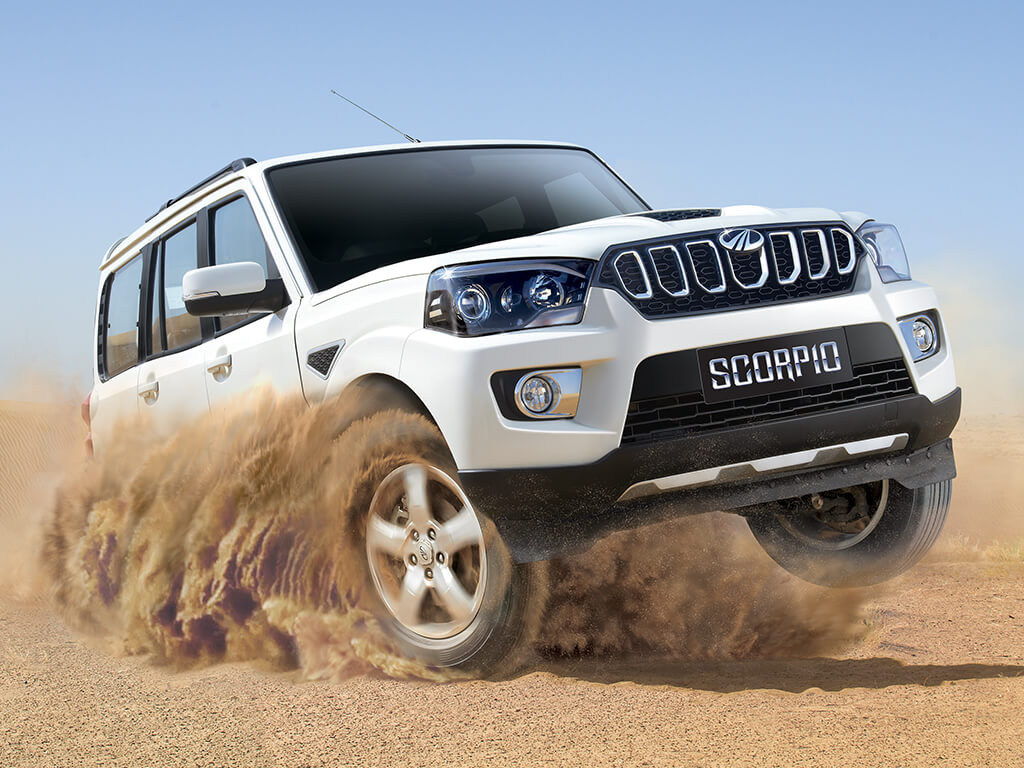 New 2018 Mahindra Scorpio Facelift Launched In India