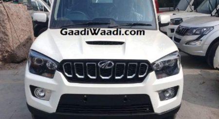 Mahindra Scorpio Facelift (3)