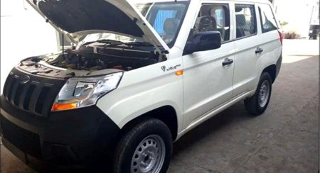 New Mahindra TUV300 Plus Spotted Uncamouflaged In India: Images, Details, Features, Expected Launch Date And Prices