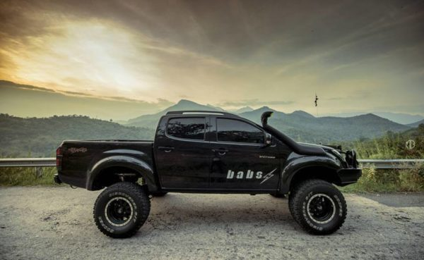 Modified-Isuzu-D-Max-V-Cross-2-600x369