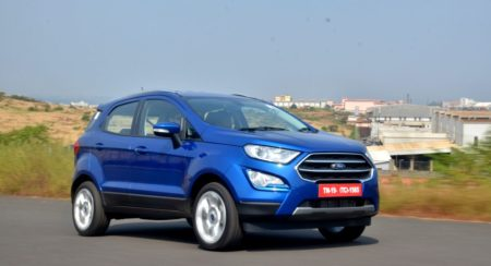 Ford EcoSport Recalled In India Over Faulty Front Lower Control Arm Weld Integrity