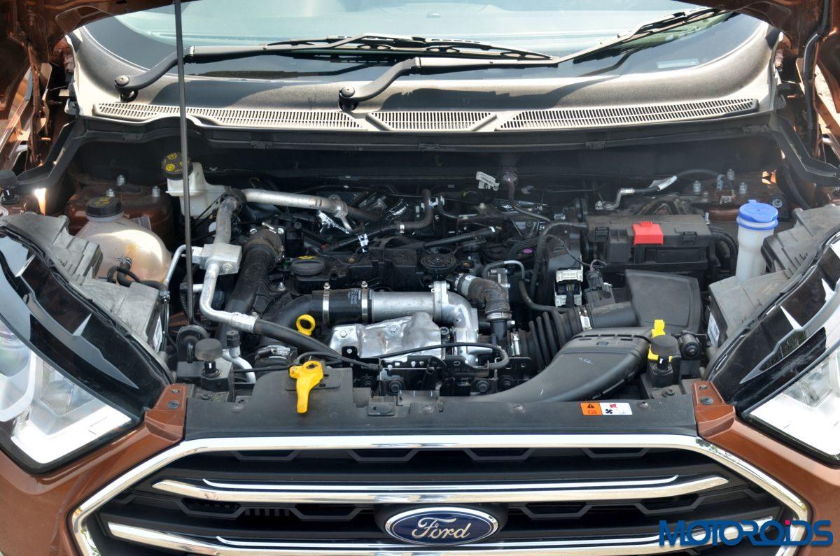 New 2017 Ford Ecosport 1.5 diesel engine(110)