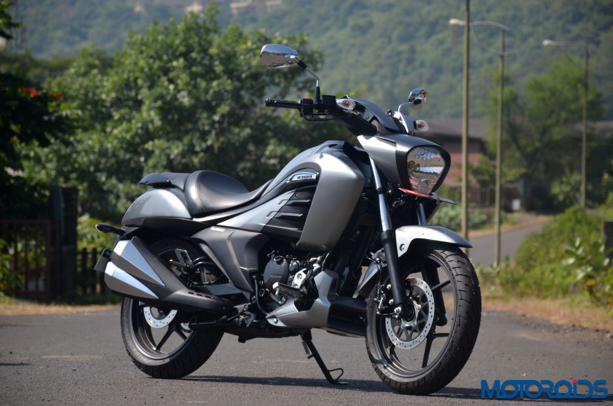 2017 suzuki intruder 150 india review price specs mileage image gallery features and video. Black Bedroom Furniture Sets. Home Design Ideas