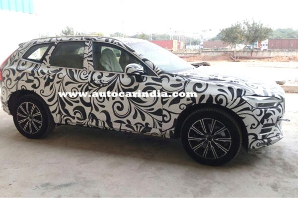 New-2017-Volvo-XC60-spied-in-India-1-600x398