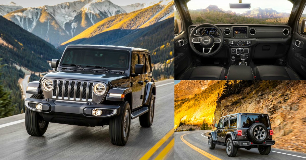 new 2018 jeep wrangler images features tech specs details expected prices and launch date. Black Bedroom Furniture Sets. Home Design Ideas
