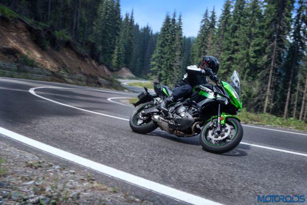 New 2018 Kawasaki Versys 650 (4)