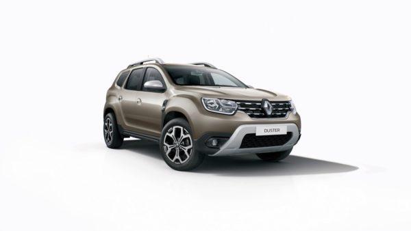 2017 – Nouveau Renault DUSTER