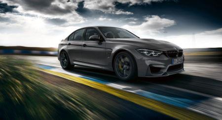 New BMW M3 CS (1)