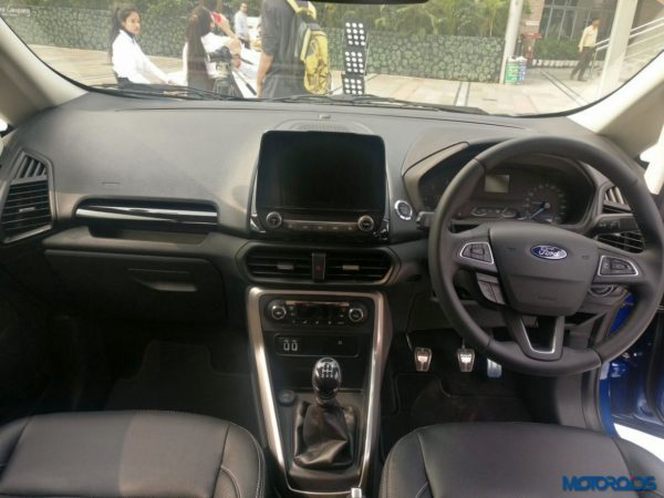 New Ford Ecosport facelift India launch live (35)