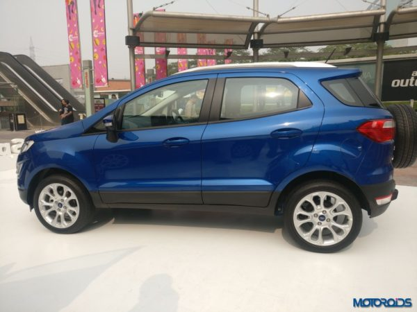 New Ford Ecosport facelift India launch live (37)