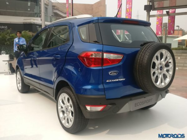 New Ford Ecosport facelift India launch live (38)