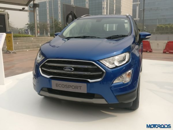 New Ford Ecosport facelift India launch live (42)