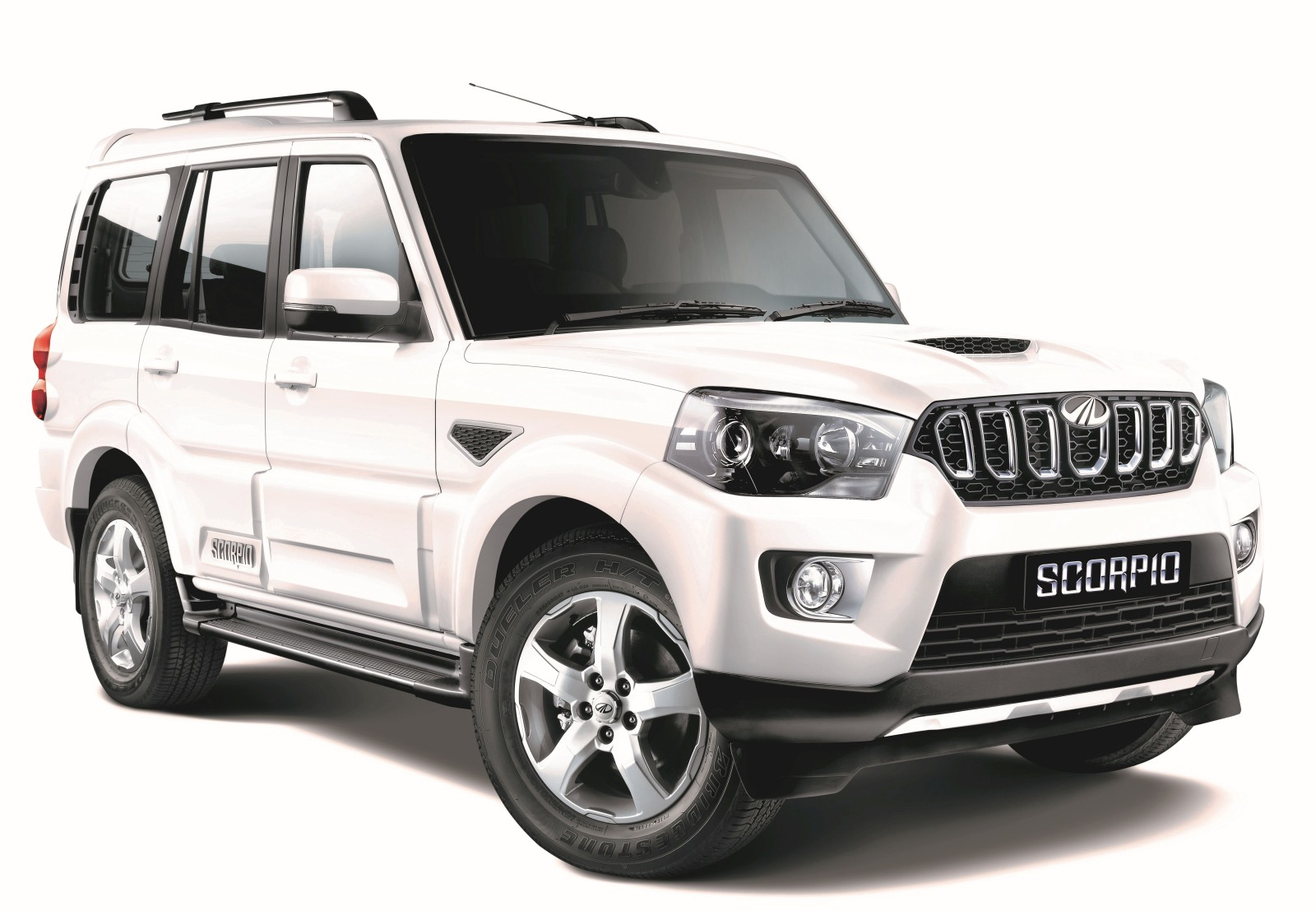 new 2017 mahindra all powerful scorpio launched in india   images  tech specs  and price
