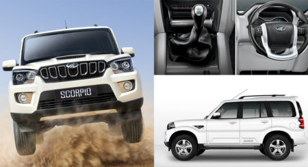 New Mahindra All Powerful Scorpio - Feature Image (2)