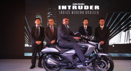 New Suzuki Intruder 155 Launched In India (3)