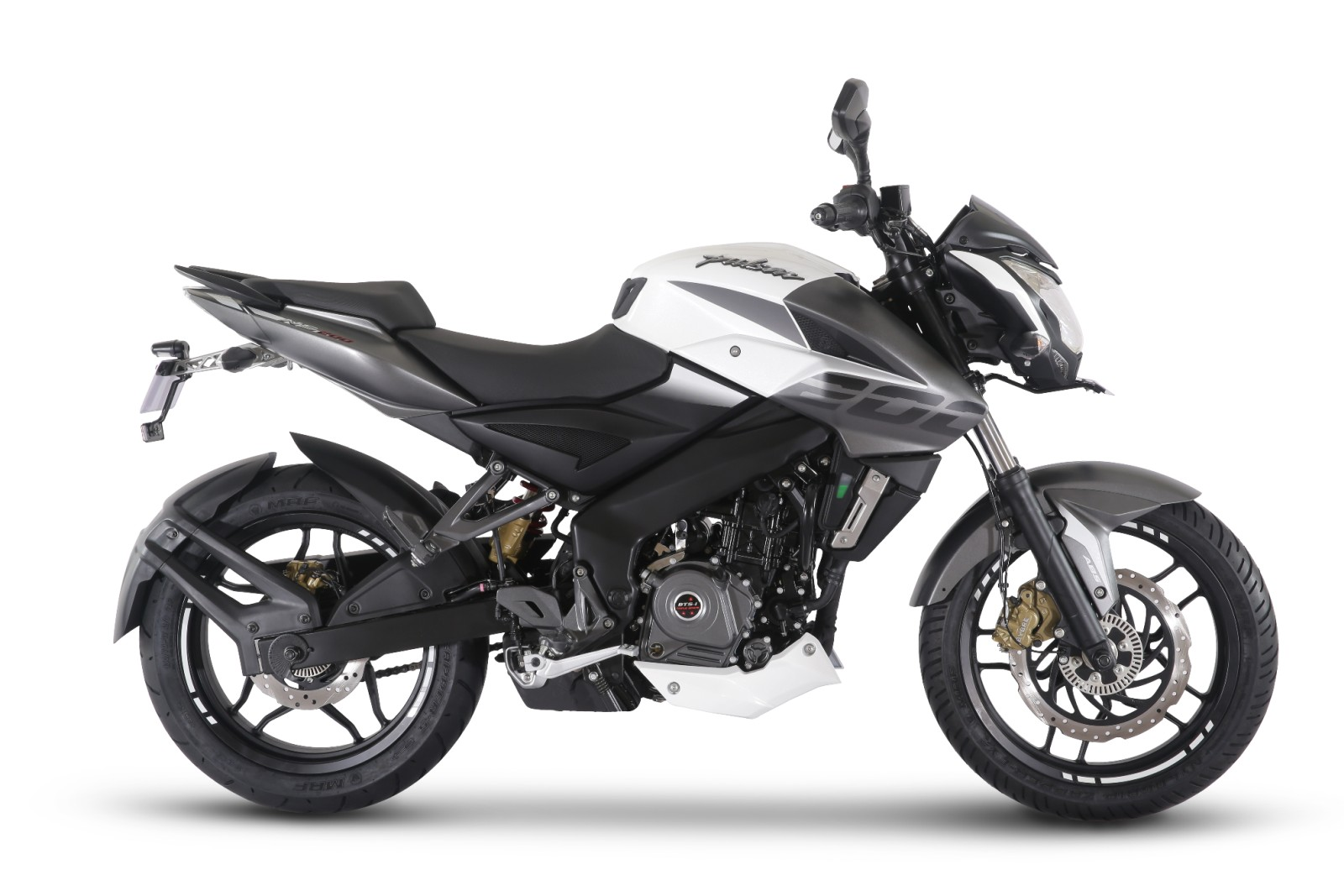 Bajaj Pulsar NS and RS series launched in new colours