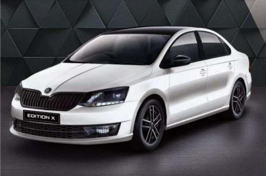 Skoda Rapid Monte Carlo Edition Renamed As Rapid Edition X