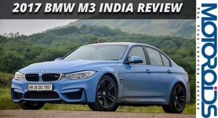 2017 BMW M3 India Review