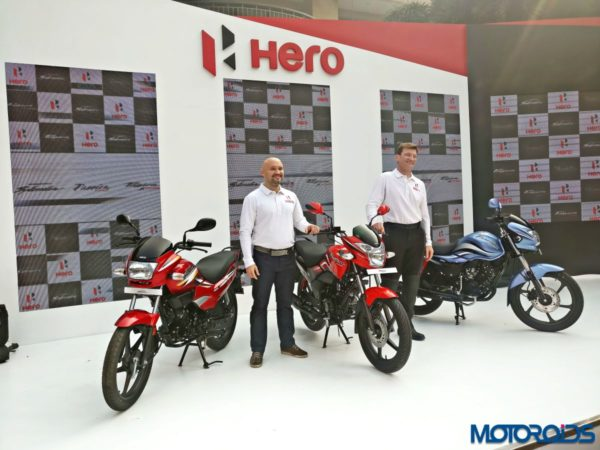 Hero MotoCorp Launch Event