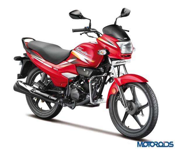 Hero MotoCorp - Super Splendor - Stock Images (13)