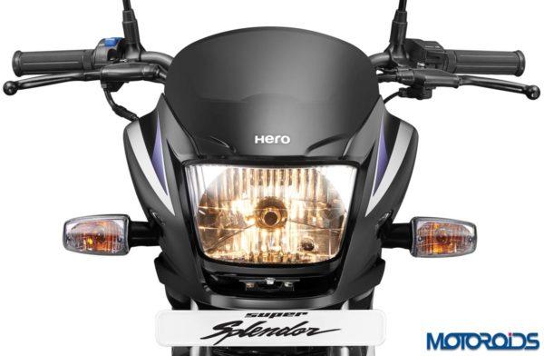 Hero MotoCorp – Super Splendor – Stock Images (6)