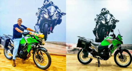 India's First Kawasaki Versys X-300 Delivered In Pune - Feature Image (1)