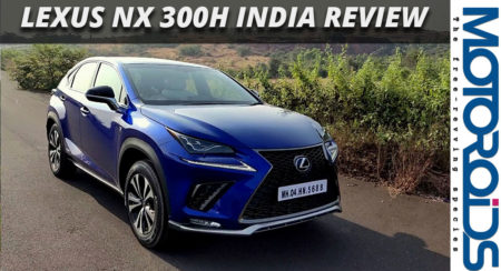 Lexus NX 300h India Video Review: Features, Performance, Specs, Variants and Price