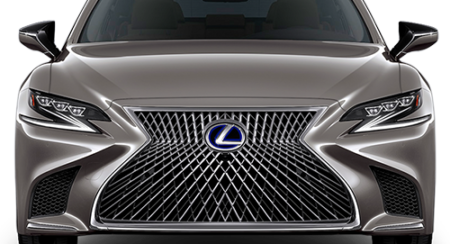 Lexus LS 500h Flagship Sedan To Be launched In India In January 2018