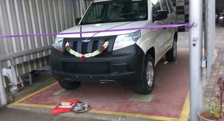 Mahindra TUV300 Plus Launched In India; Priced At INR 9.69 Lakh