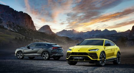 New Lamborghini Urus Unveiled (3)