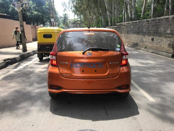 Nissan-Note-e-Power-Spotted-In-India-600x450