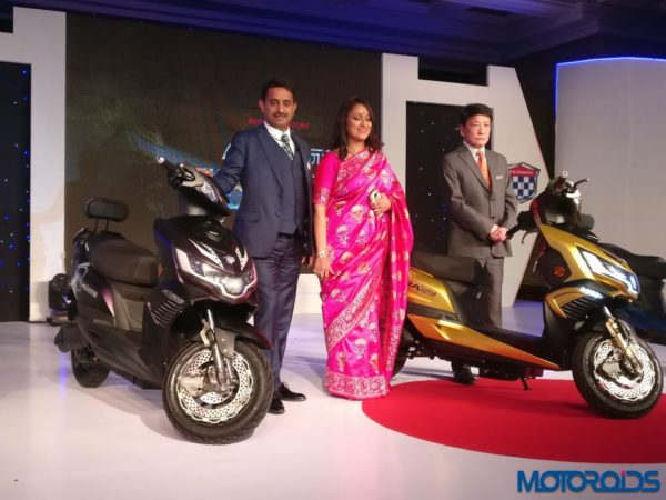Okinawa-Praise-e-scooter-India-Launch-7-600x450