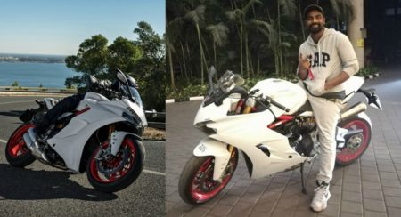 Remo Dsouza - Ducati SuperSport S - Feature Image
