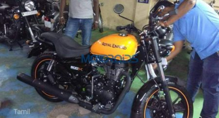 Royal Enfield Thunderbird 500X (1)