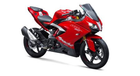 TVS Apache RR 310 - India Launch - Official Images (3)