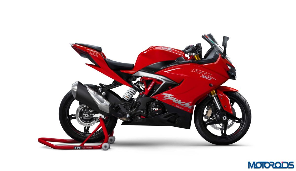 TVS Apache RR 310 – India Launch – Official Images (5)
