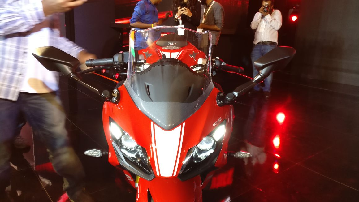 TVS-Apache-RR-310-launch-headlight-led