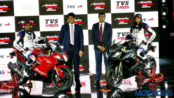 TVS Apache RR310 – India Launch (24)