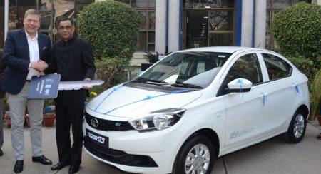 Tata TIGOR Electric EV EESL (2)