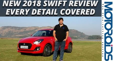 New 2018 Maruti Suzuki Swift India Video and Text Review: AMT, Manual Tested