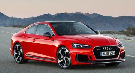 2018 Audi RS5 side profile