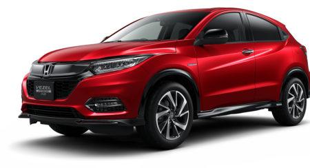 India bound 2018 Honda HR-V Facelift Revealed, Will Go Up Against The Creta