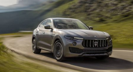 2018 Maserati Levante SUV - India Launch (5)