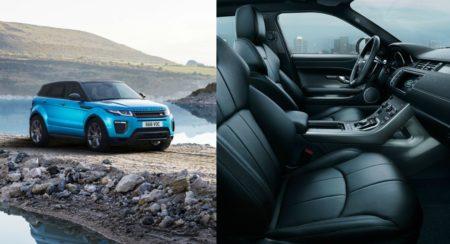 2018 Range Rover Evoque Landmark Edition - Feature Image