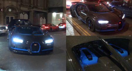 Bugatti Chiron - Carbon Fibre - Feature Image