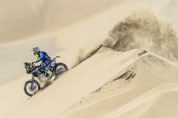 Dakar Rally 2018 TVS Racing (2)