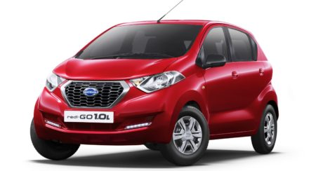 Datsun redi-GO Smart Drive Auto is available at an introductory price of INR 3,80,600