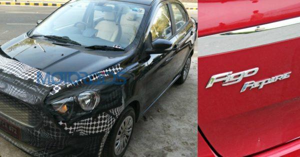 Ford Figo Aspire Facelift – Exclusive – Feature Image (1)